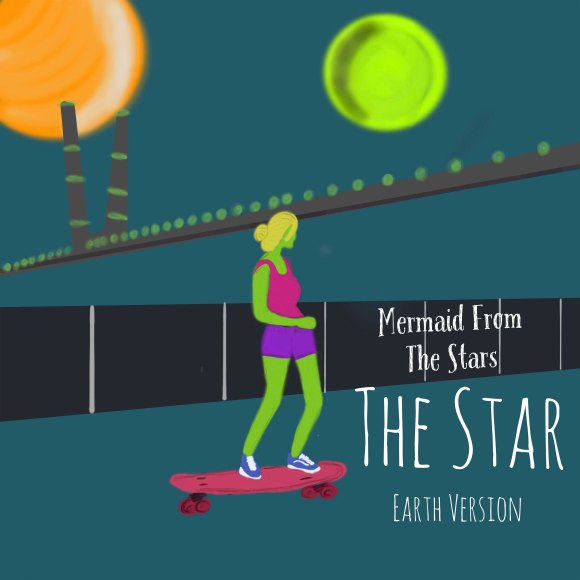 Mermaid From The Stars - The Star (Earth Version)